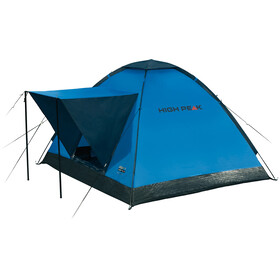 High Peak Beaver 3 Tenda, blue/grey